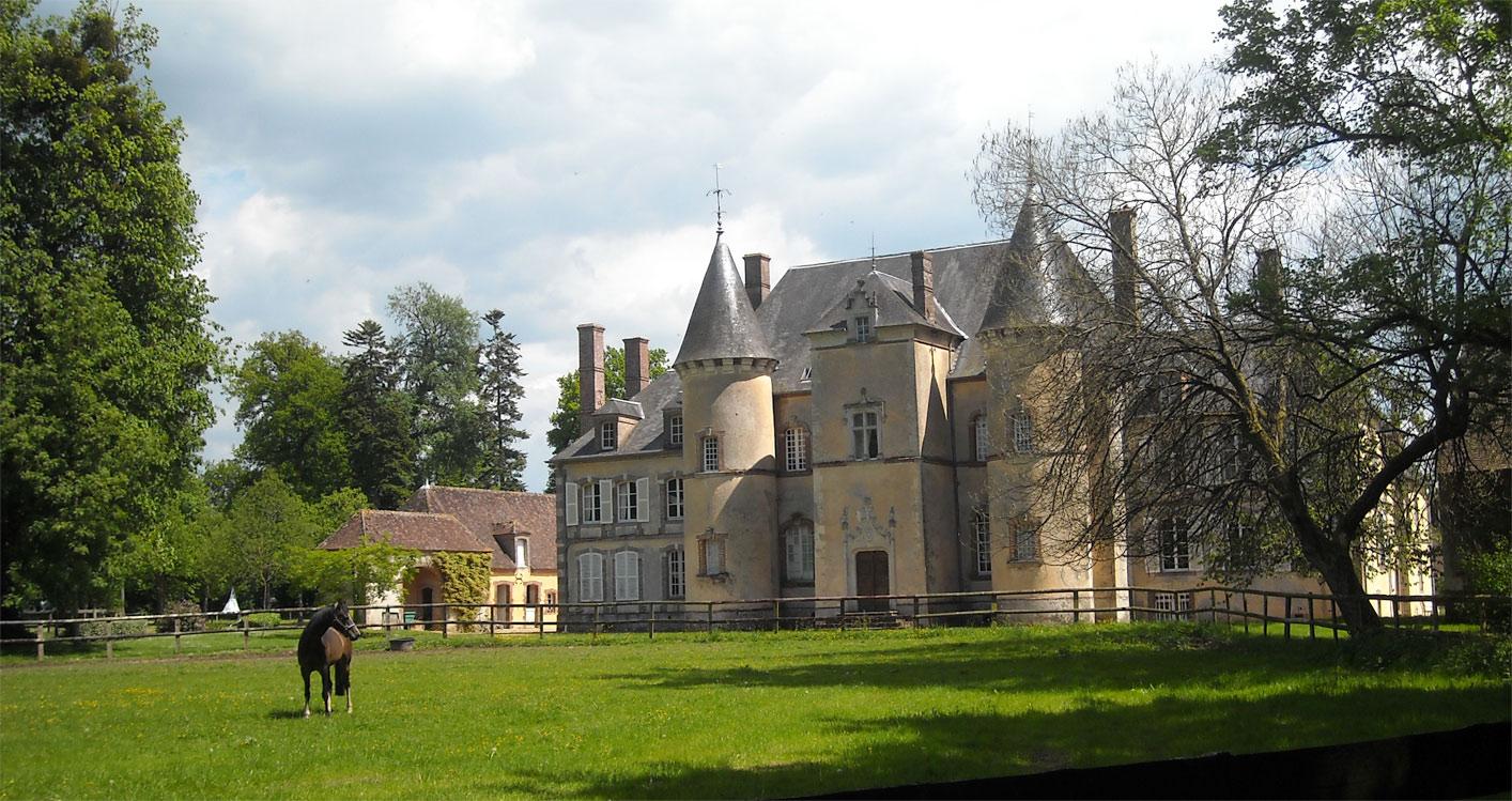 Château de la Grande Noe